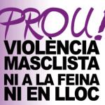 25N. CCOO PROPOSEM ACTE PÚBLIC PER VISIBILITZAR ELS CASOS DE DONES VÍCTIMES DE LA VIOLÈNCIA DE GÈNERE