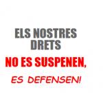 Hem fet arribar a la Presidenta de la Diputació de Barcelona més de 600 signatures exigint que compleixi amb els pactes relacionats amb mesures de protecció i continuïtat del PERSONAL INTERÍ MAJOR DE 55 ANYS.