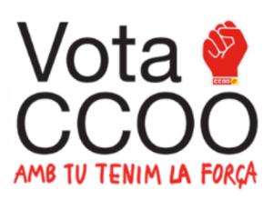 Vota CCOO!