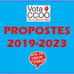 5 EESS PROPOSTES 2015-2019