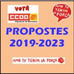 6 EESS MÉS PROPOSTES 2015-2019
