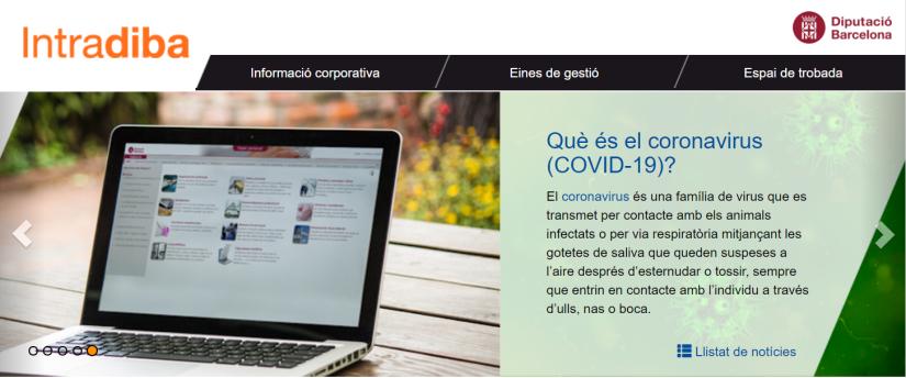 Intradiba - Que és el coronavirus COVID-19?
